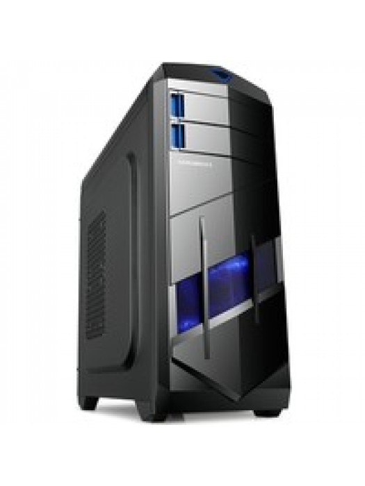 Pc Gamer Classeainfo INTEL G4560 3.5GHZ, PLACA MAE, 8GB DDR3, 500GB, GT1030 2GB DDR5, 500W PFC ATIVO, GABINETE GAMER