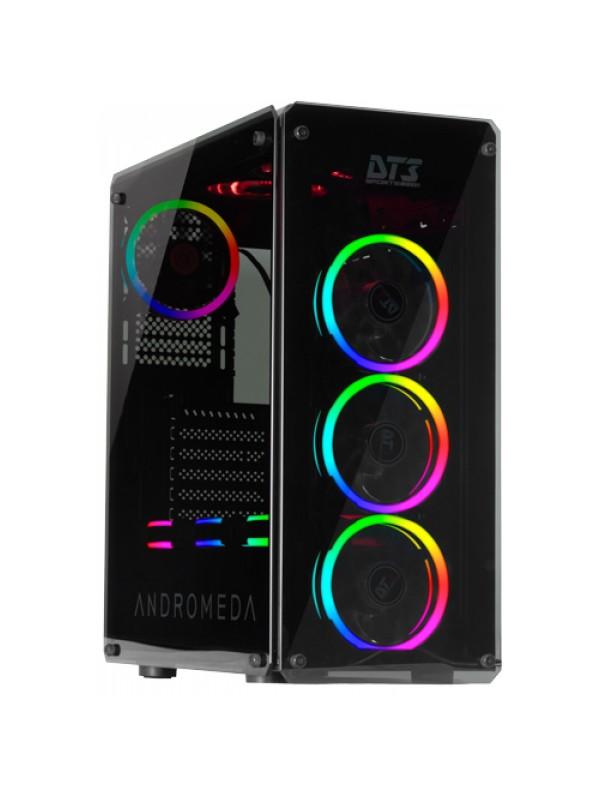 PC Extreme Classeainfo Ryzen 3600X, B450 ASUS, 32GB DDR4, SSD 120GB M.2, 1TB, GEFORCE RTX 2080, 1000W MODULAR, GABINETE GAMER, WIN 10 PRO