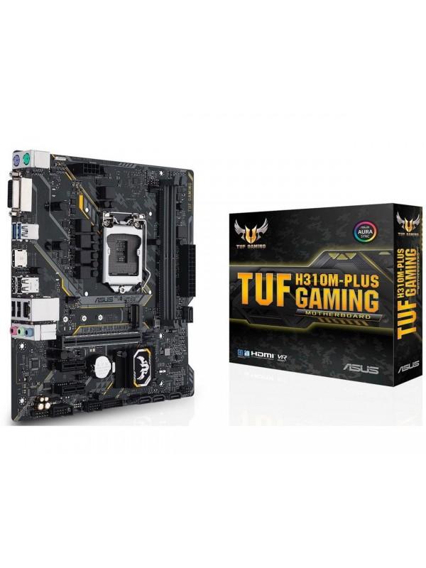 PLACA MÃE ASUS GAMING Intel 1151 DDR4 mATX (TUF H310M-PLUS-90MB0Y50-C1BAY0)
