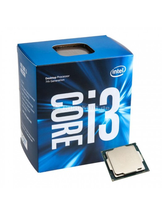 Processador INTEL CORE I3 7100 3.9ghz 3MB Cache Box Lga 1151