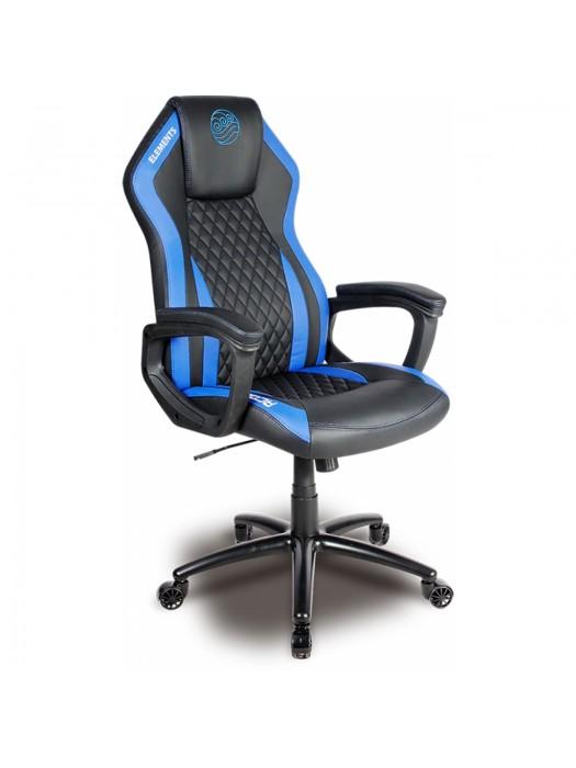 Cadeira Gamer Elements Azul Acqua Elemental