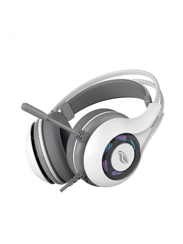 HEADSET GAMER C3 TECH USB HERON 2 7.1 PH-G701WHV2 BRANCO