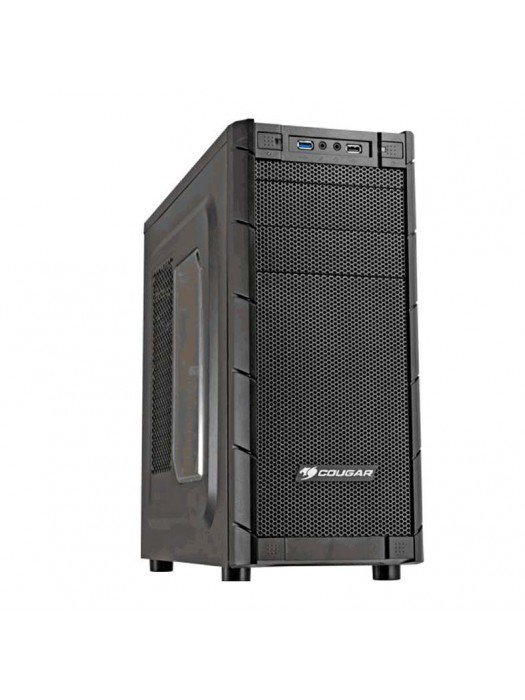 PC RENDER Classeainfo INTEL CORE I3 8100, 8GB DDR4, HD 1TB, GTX 1050 2GB DDR5 128BITS, 500W, GABINETE COUGAR