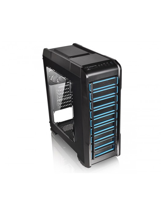 GABINETE GAMER THERMALTAKE VERSA N23 BLACK WINDOW CA-1E2-00M1WN-00