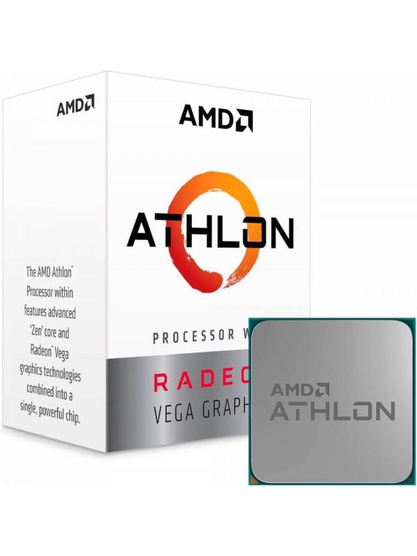 Pc Gamer AMD ATLHON 3.2GHZ, 8GB DDR4, HD 320GB, RADEON R5 230 2GB 128BITS, 350W, GABINETE GAMER