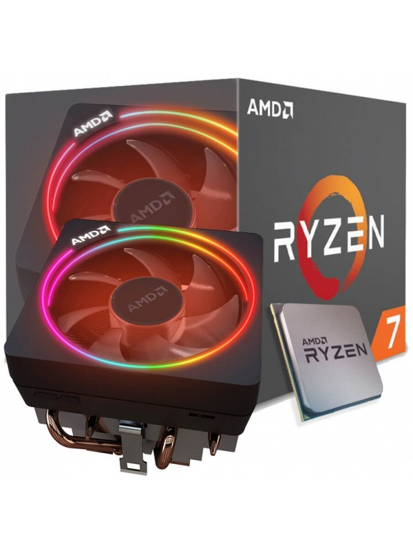 PROCESSADOR AMD RYZEN 7 2700X OCTA CORE 20MB CACHE 3.6GHZ (4.1GHZ TURBO) AM4