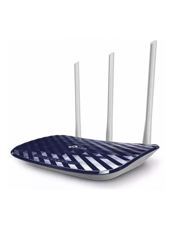 ROTEADOR TP-LINK AC750 WIRELESS ARCHER C20 DUAL BAND 2.4 e 5GHz 300+433Mbps